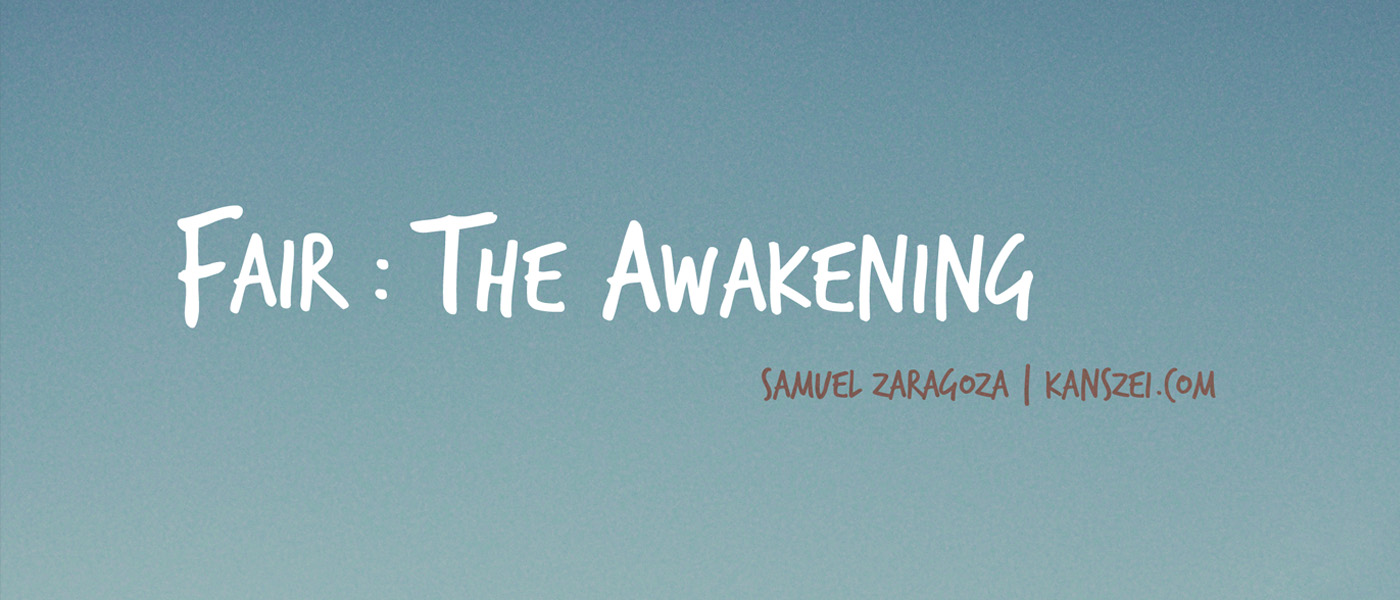 Fair The Awakening